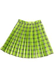 Схема юбки в складку для девочки