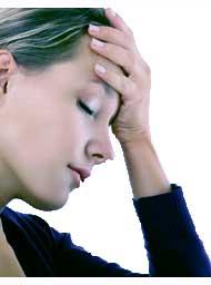 Резкая головная боль при оргазме